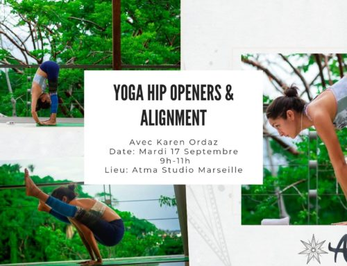 Yoga Hip Openers and alignment