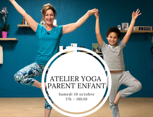 Atelier yoga parents-enfants